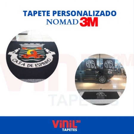 TAPETES NOMAD 3M PERSONALIZADO